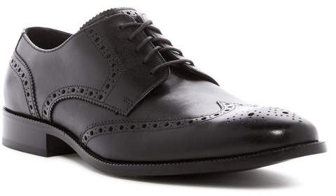 cheapest price enjoy bottom price modern and elegant in fashion Benton Leather Wingtip Derby II - Wide Width Available
