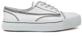 Alexander Wang Leather Sneakers