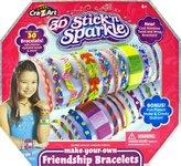CRa 3D Stick N Sparkle Make Your Own Friendship Bracelet Kit