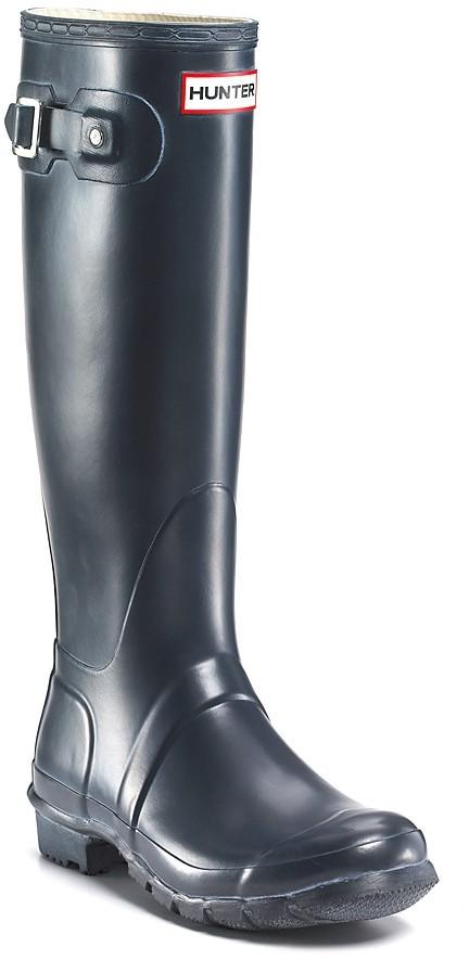 Hunter Women's Original Rain Boots - Navy