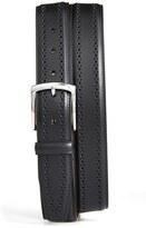 Allen Edmonds 'Manistee' Brogue Leather Belt