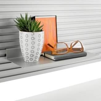 Steelcase Slatwall Personal Shelf Finish: Black