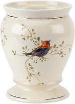 Avanti Bath Accessories, Gilded Birds Trash Can