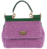 Dolce & Gabbana Mini Miss Sicily Bag