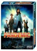 Asmodee F2Z Zman Games Pandemic Original Cooperative Game