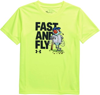Under Armour Fast & Fly Graphic Tee