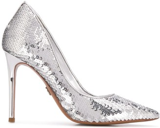 Michael Kors sequined stiletto pumps