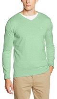 Tom Tailor Men's Basic V-Neck Sweater Jumper