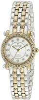 Croton Women's CN207535TTMP Analog Display Quartz Two Tone Watch