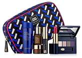 Estee Lauder Skincare and Makeup 7pc Gift Set Bold Shades by
