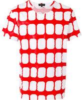 Comme des Garcons geometric T-shirt