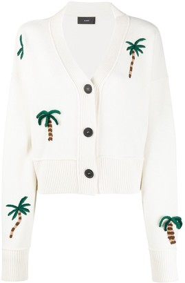 Alanui Palm Forest Cardigan