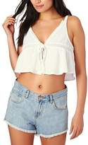 Rusty Tops Catarina Top - White