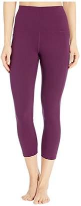 Lorna Jane All Day Pocket 7/8 Leggings (Pinot) Women's Casual Pants