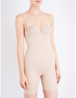 Spanx Power Conceal-Her open-bust top