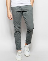 Selected Chinos in Skinny Fit