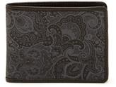 Robert Graham Paisley Bifold Leather Wallet