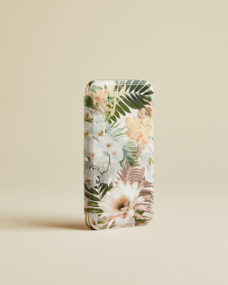 Ted Baker CARRIEY Woodland iPhone 8 mirror case