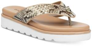 Donald J Pliner Leaane Flat Sandals Women's Shoes