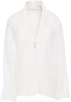 Brunello Cucinelli Ribbed-knit Cardigan