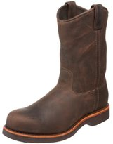 "Chippewa Men's 10"" Steel Toe EH 20076 Pull On Boot"