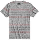 American Rag Men's Batik Stripe-Print V-Neck T-Shirt, Only at Macy's