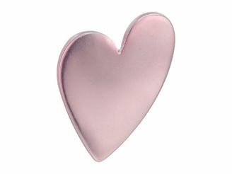 Robert Lee Morris Heart Pin Pink Patina One Size