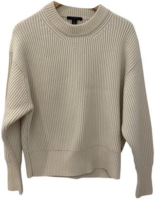 Louis Vuitton White Cashmere Knitwear