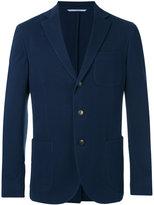 Malo classic blazer - men - Cotton/Polyester/Acetate - 52