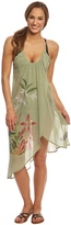 Rappi Retro Hawaiian Wrap Dress 8160014