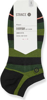 Stance Ladies Green Stylish Lurk Super Invisible Socks