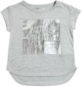 Zadig & Voltaire Slub Cotton Blend Jersey T-Shirt