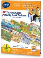Vtech Touch & Learn Activity Desk Deluxe - Animals, Bugs & Critters