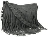 Dillian Bag Dillian Womens Fringe Tassel Faux Suede Messenger Bag Hobo Shoulder Bags Crossbody Handbag