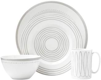 Kate Spade Charlotte St West 4-Piece Dinnerware Set
