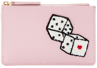Lulu Guinness Blossom Lottie Zip Top Pouch