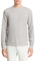 A.P.C. Men's Dennis Double Face Honeycomb Sweatshirt