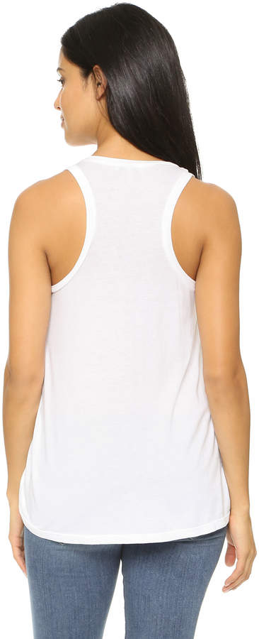 Splendid Maternity Fit Racer Back Tank