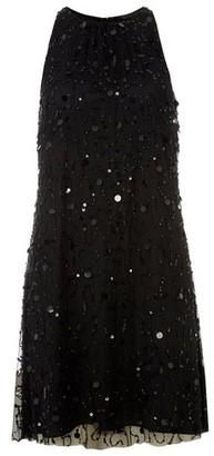 Dorothy Perkins Womens **Showcase Black 'Violet' Trapeze Dress, Black