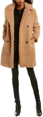 MKT Studio Madime Teddy Bear Coat