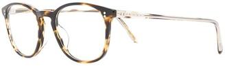 Oliver Peoples Finley round-frame glasses