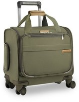 Briggs & Riley Men's 'Cabin' Spinner Carry-On - Green