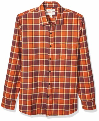 Goodthreads Slim-fit Long-sleeve Brushed Flannel Shirt