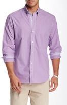 Tailorbyrd Gingham Long Sleeve Shirt