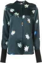 Roksanda abstract print shirt
