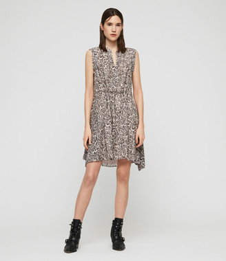 AllSaints Clari Kara Dress