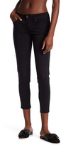 Just USA Mid Rise Cropped Skinny Jean (Juniors)