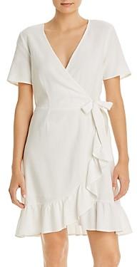 Vero Moda Faux-Wrap Dress