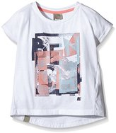 Bench Girl's Mention Short Sleeve T-Shirt,Small (Manufacturer Size:5-6)