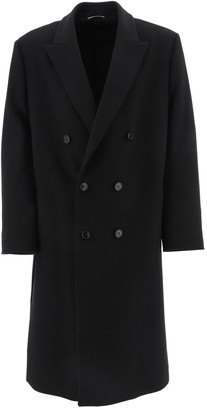 Christian Dior Double Breasted Coat